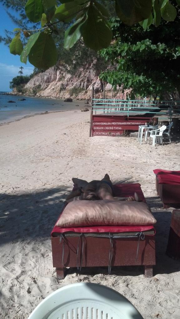 Início Praia da Gamboa