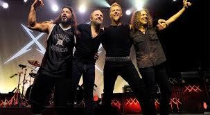 O gigante Metallica