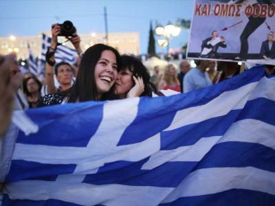 E a Grécia dissenão!