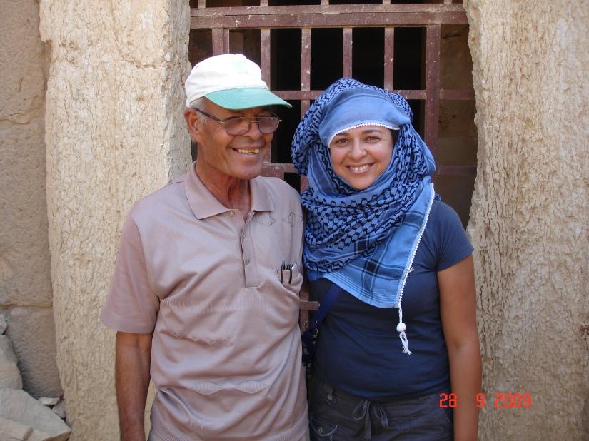 Palmira na Síria – um oásis nodeserto