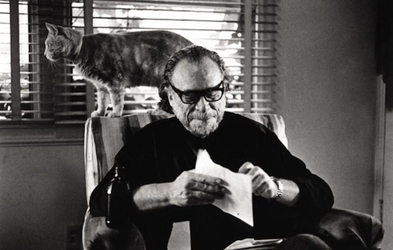 Charles Bukowski: Vacas na Aula de Arte (Cows in Art Class) – Poesia da Semana 45 –2015