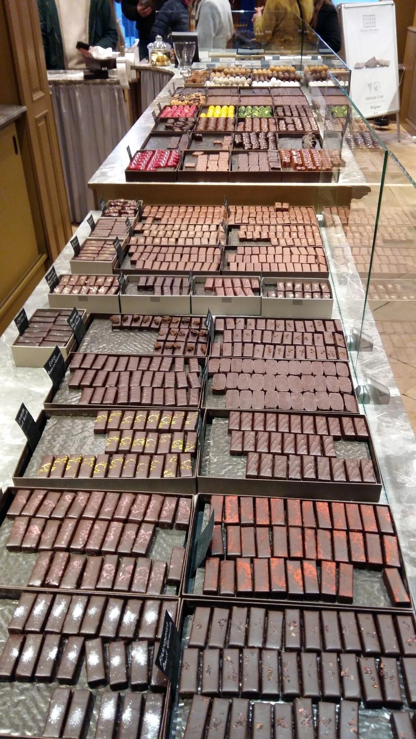 Os melhores chocolates domundo