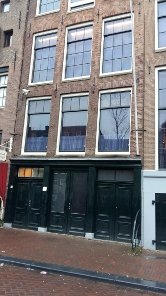 Casa onde havia o Anexo Secreto