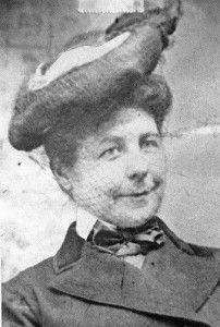 Mary Anderson inventou o limpador de parabrisa