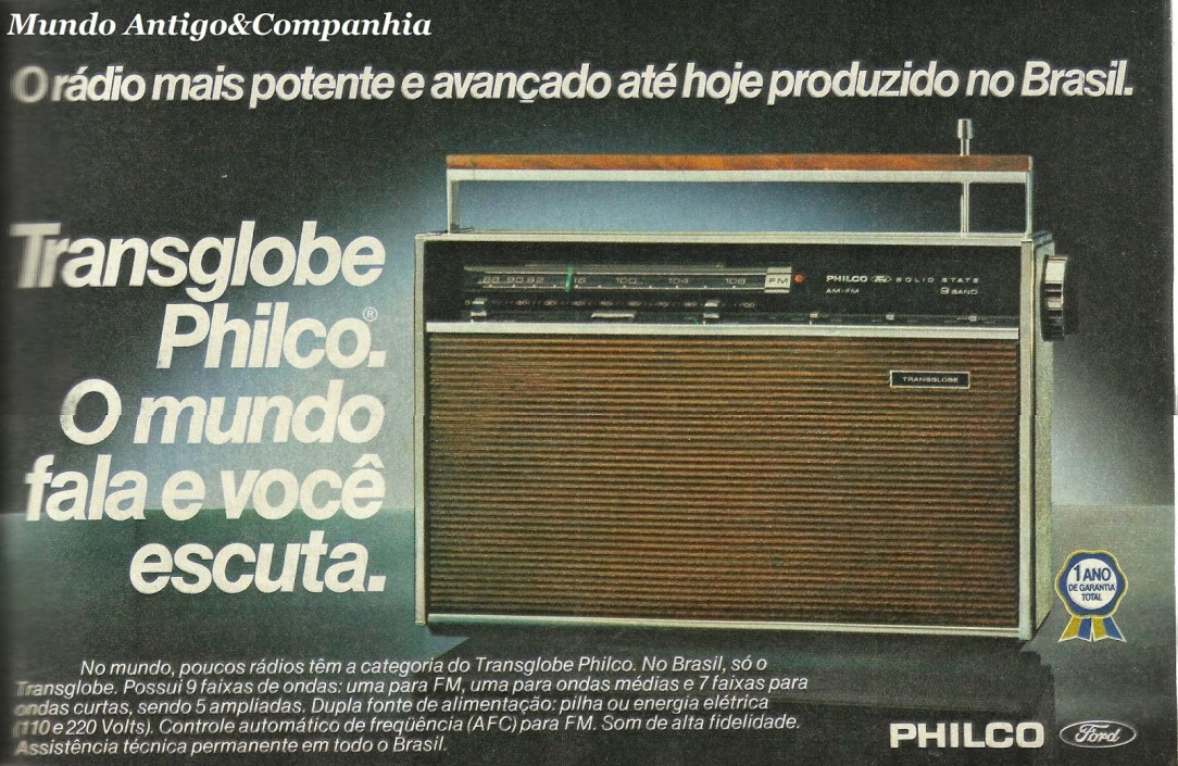 radio ford philco 82